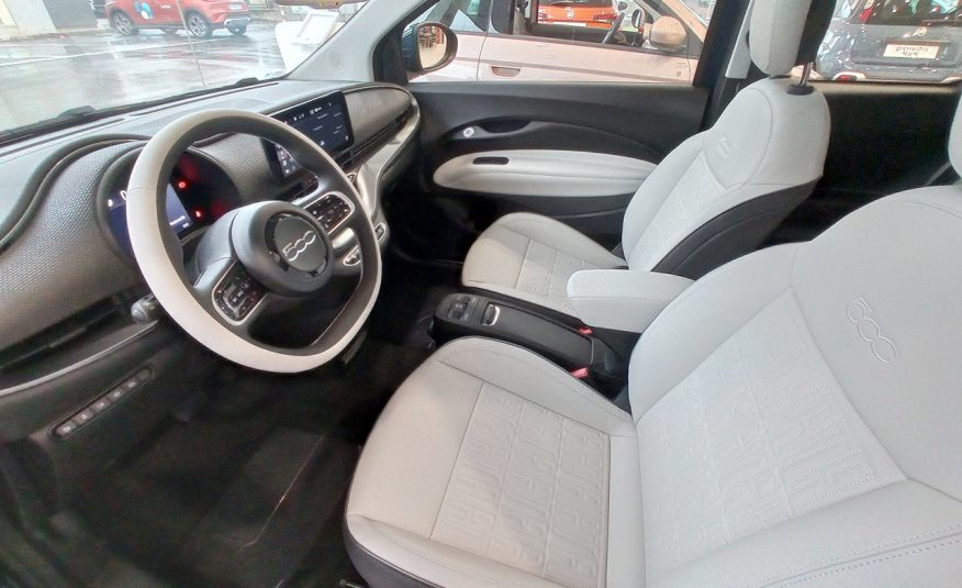 Fiat 500 laPrima Hb 320km 85kW 118 CV