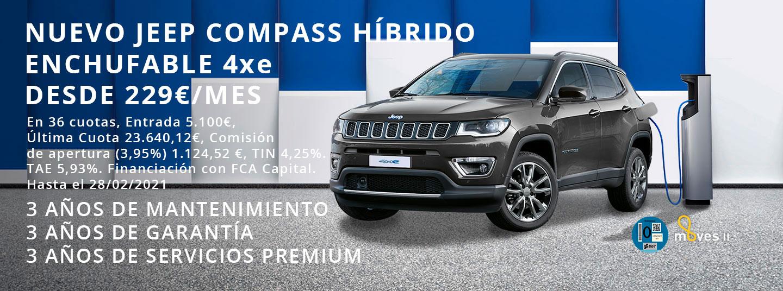Oferta-Jeep-Compass-Hibrido-Vitoria