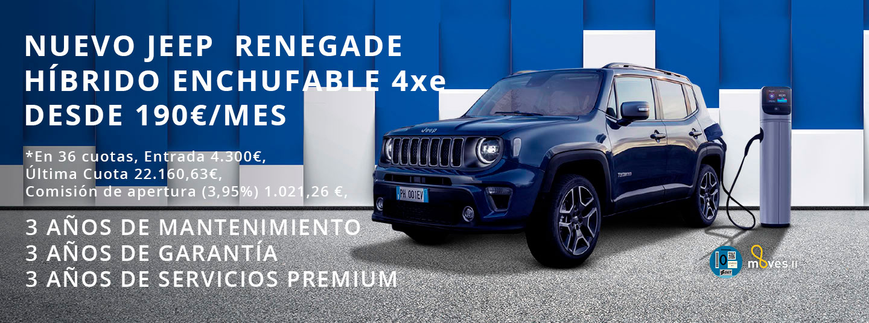 Oferta-Jeep-Renegade-Hibrido-Vitoria
