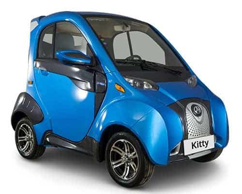 XEV Kitty azul