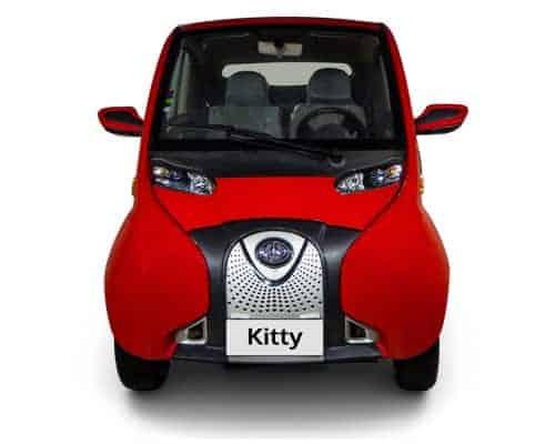XEV Kitty rojo